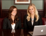 Chelsea Cagle and Jessy Crawford started as Interns with InKnowVision